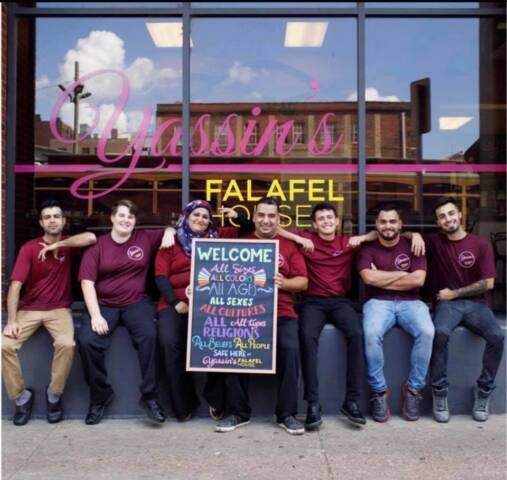 Yassin's Falafel House