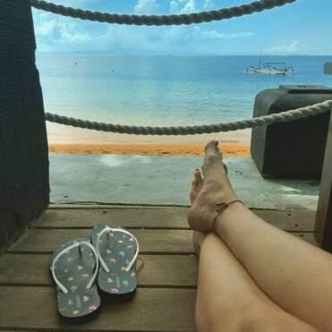Beach living in Bali