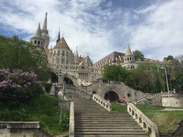 Discovering the sights of Budapest using the Budapest Card