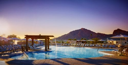 Camelback Inn Resort & Spa Scottsdale Epitomizes Southwest Hospitality