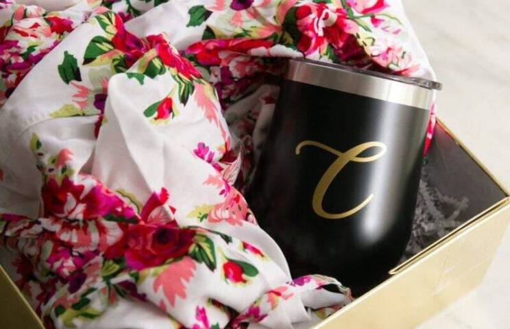 Product Review: Bridesmaid Gift Boutique's Sip in Style Gift Box