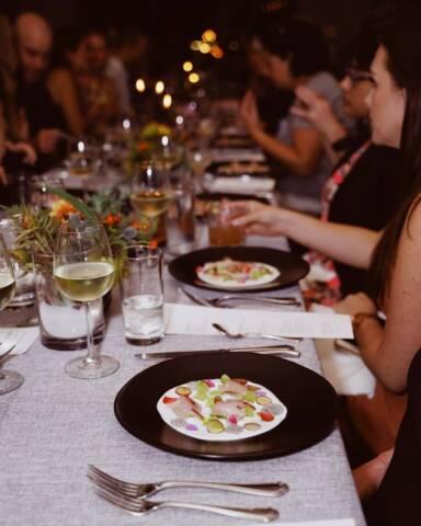 All-Female Chef Dinner Celebrates Women in Austin's Culinary Scene