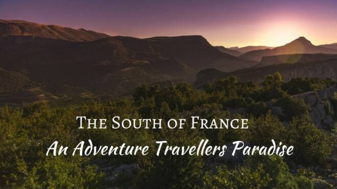 Adventure activities in The South of France