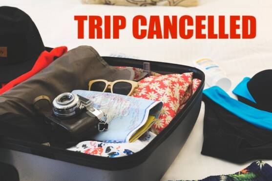 TRIP CANCELLED