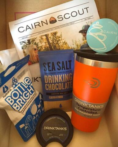 Cairn Subscription Box: Like a Monthly Surprise Basket of Killer Outdoor Gear