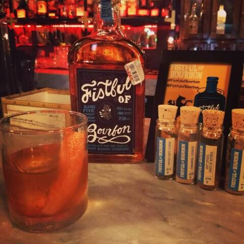 William Grant & Sons new Fistful of Bourbon launches in Austin