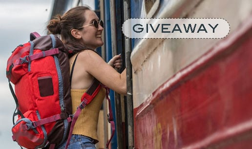 Eagle Creek Gear Warrior Review, and Win a Free Travel Set!