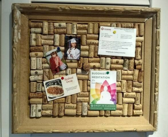 Try-it Tuesday: Make a Wine Cork Board