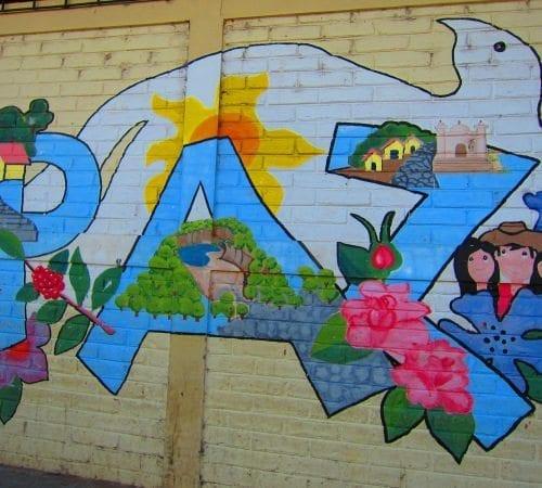 The Route of Peace: El Salvador