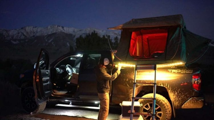 Baby, Baby, Baby, Light My Way: Car Camping With the Luminoodle Color