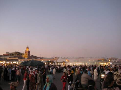 guide to marrakech