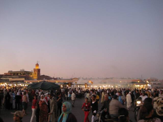 A Quick Guide To Marrakech, Morocco