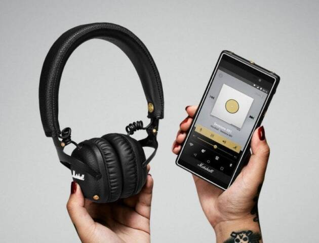 Marshall Mid Bluetooth Headphones Offer Travelers 30-Hour Battery Life [First Look]