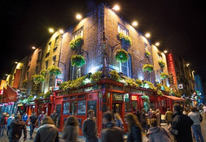 5 of the Finest Bars in Dublin, Ireland