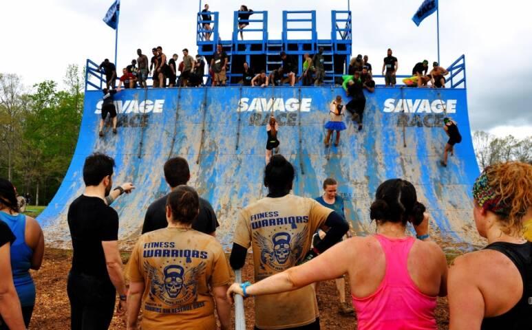 The 12 Most Epic Mud Runs