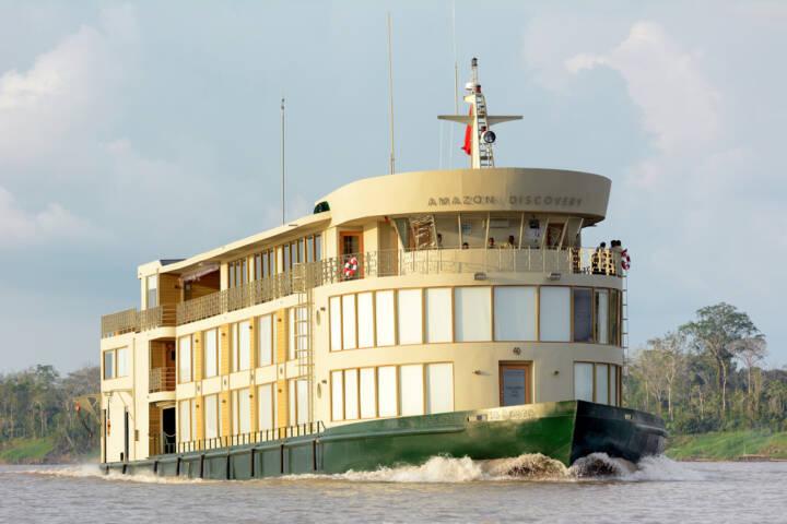 8 Ways to Explore the Mighty Amazon River