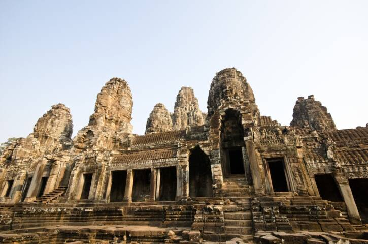 The World's Most Historic Vacation Spots