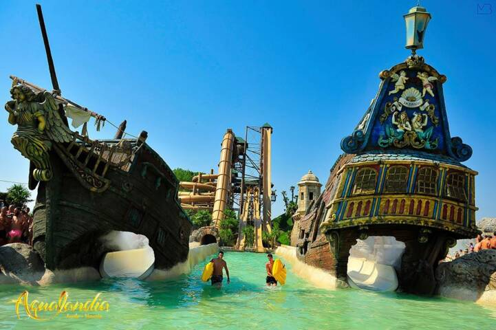 8 Awesome Waterparks In Europe