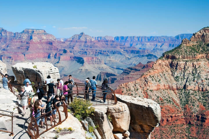 The Most Popular Family Vacation Destinations