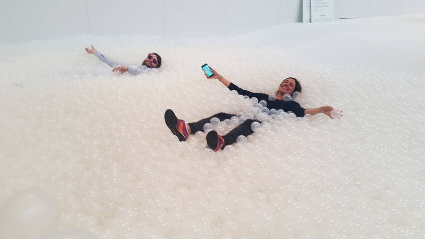 Is a Giant Ball Pit For Grown-Ups Worth Traveling For This Summer?