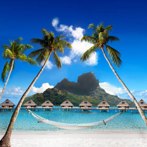 25 Beautiful Photos of Bora Bora
