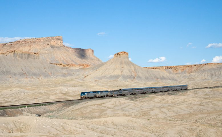 The Best Scenic Train Trips in North America