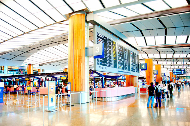 The 15 Best Airports For a Layover