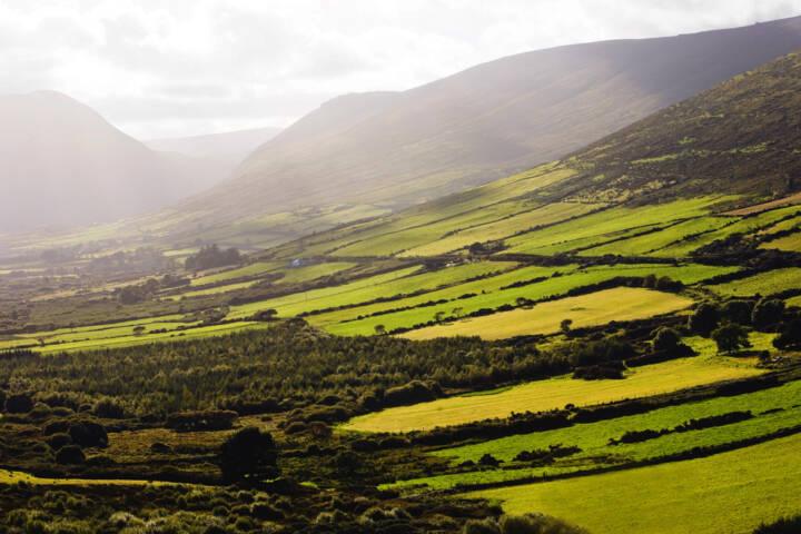 6 Outstanding Counties in Ireland