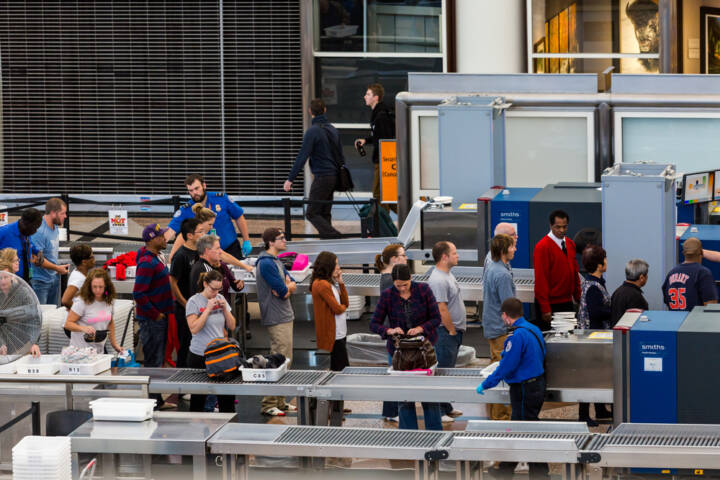 The 10 Busiest US Airports at Thanksgiving
