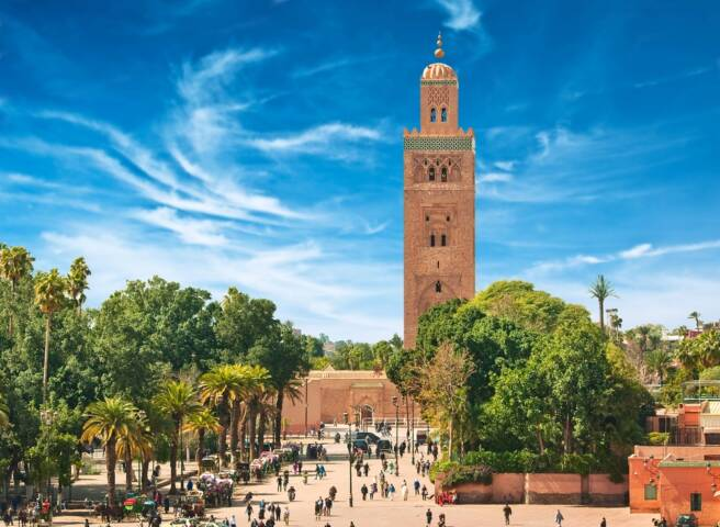 10 Cool Facts About Marrakech, Morocco