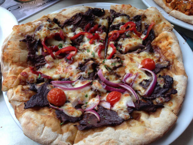6 Pizza Toppings You Only Find On Vacation