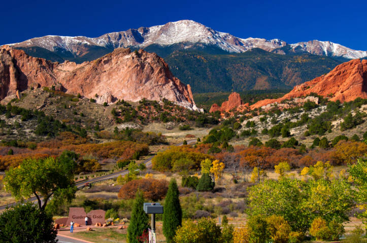 Things to See and Do in Colorado Springs