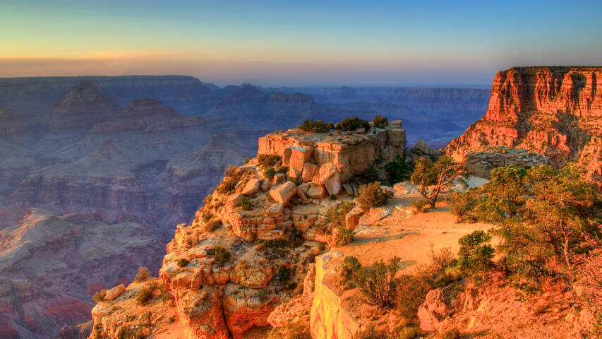48 Hours in Grand Canyon National Park