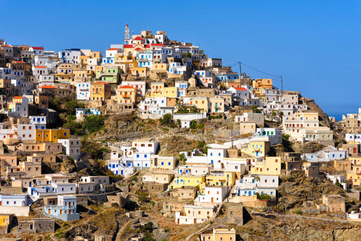 The 5 Most Beautiful and Underrated Greek Islands