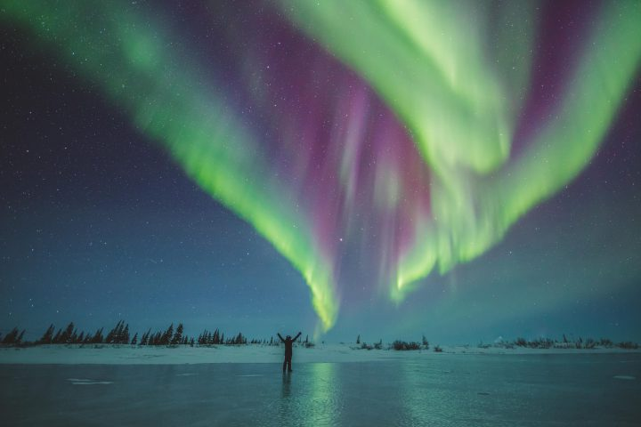 Look up for Northern Lights and Winter Nights in Churchill, Manitoba