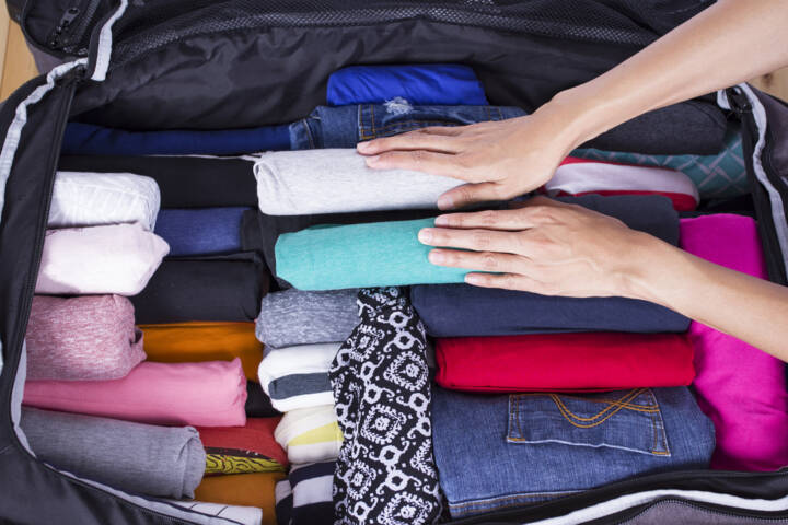 Vacationing 101: How to Pack Smart and Pack Small