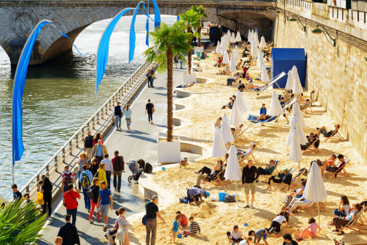 The 11 Best Urban Beaches in Europe