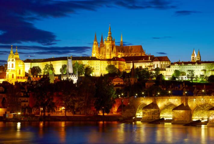 A Walking Tour of Prague: 15 Historical Landmarks