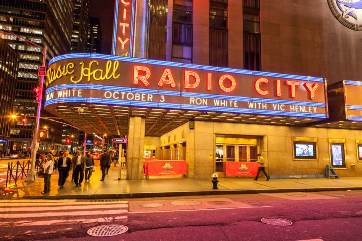 The 8 Best Live Music Venues in New York City