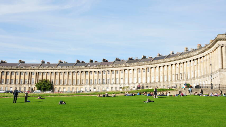 10 Things to See and Do in Bath, UK