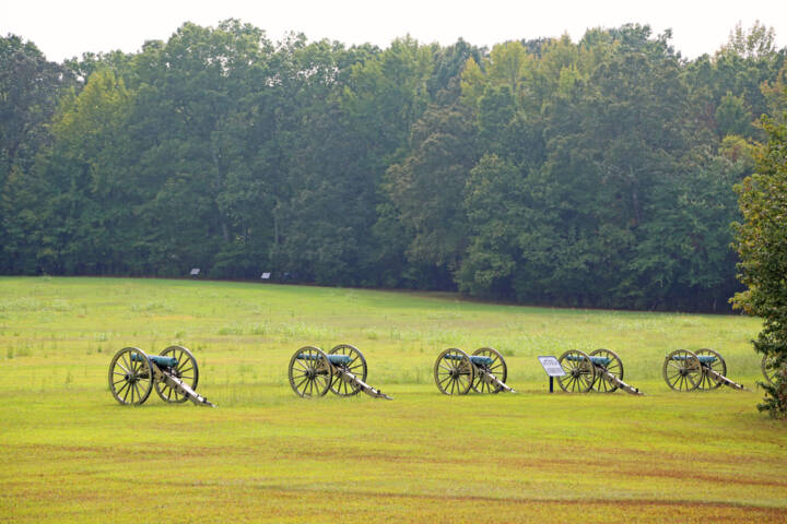 9 Significant Historical Sites of the American Civil War