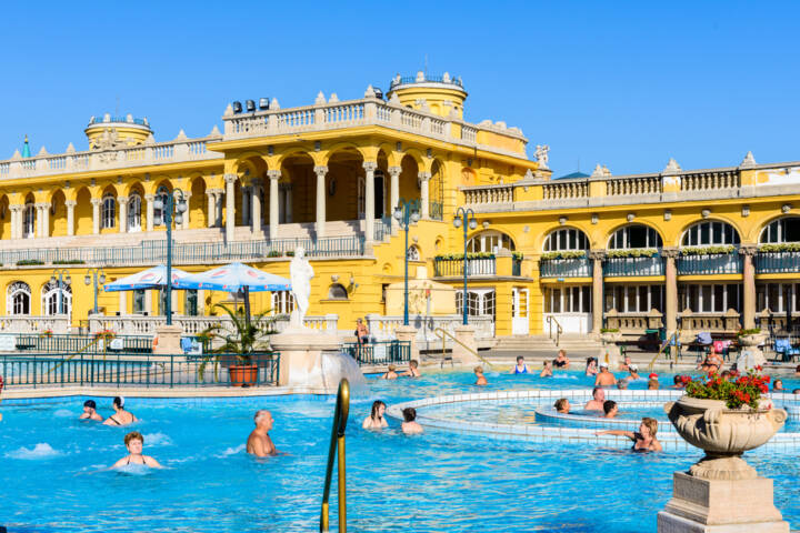 The 5 Best Thermal Baths in Budapest