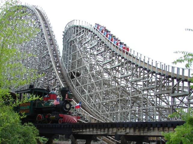 6 U.S. Rollercoasters Every Thrill Seeker Needs to Ride