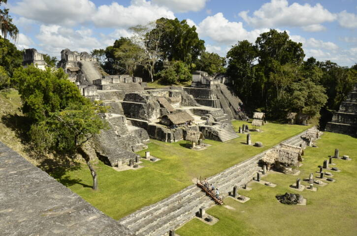 7 Ancient Ruins of Central America