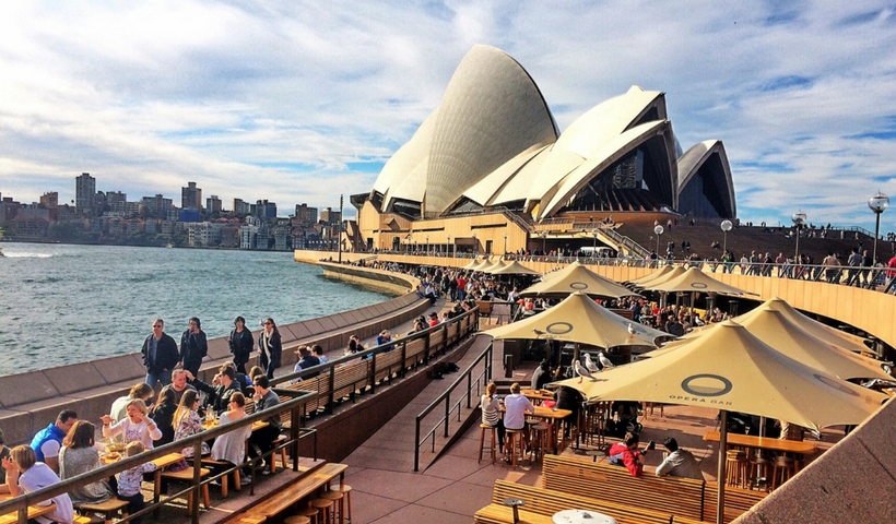 The Best Sydney Restaurants For Most Spectacular Views
