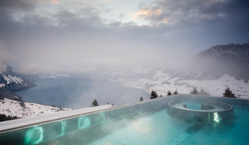 The Best Hotel Hot Tubs In The World