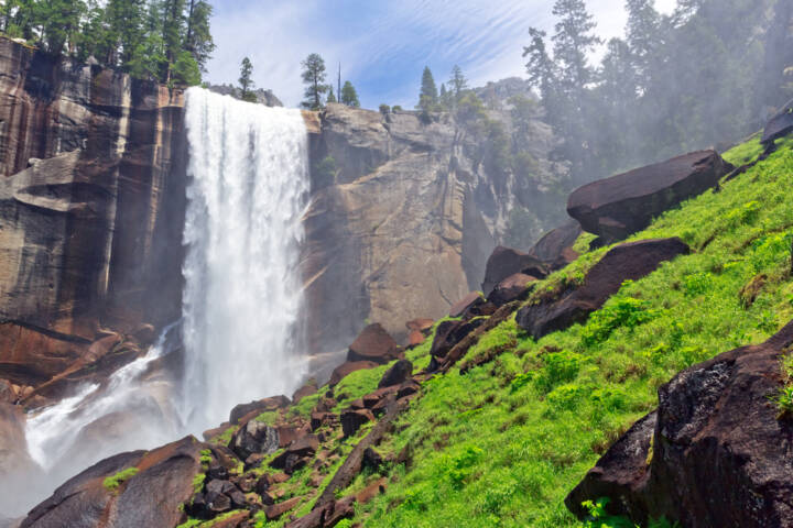 10 Things to See in Yosemite National Park