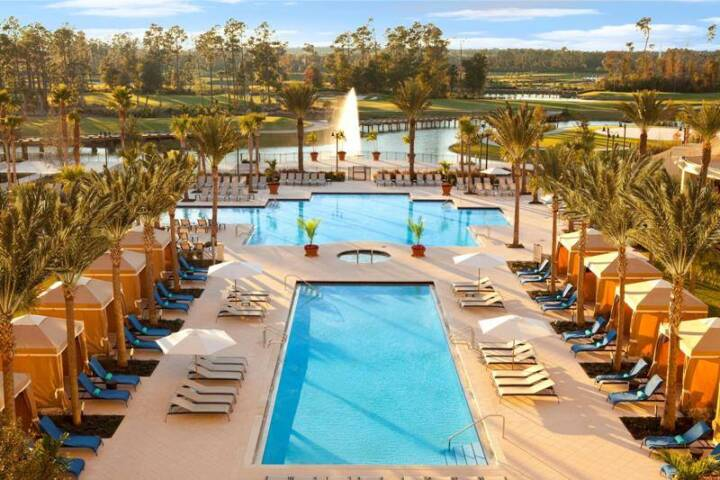 The Top 10 Hotels Pools in Orlando