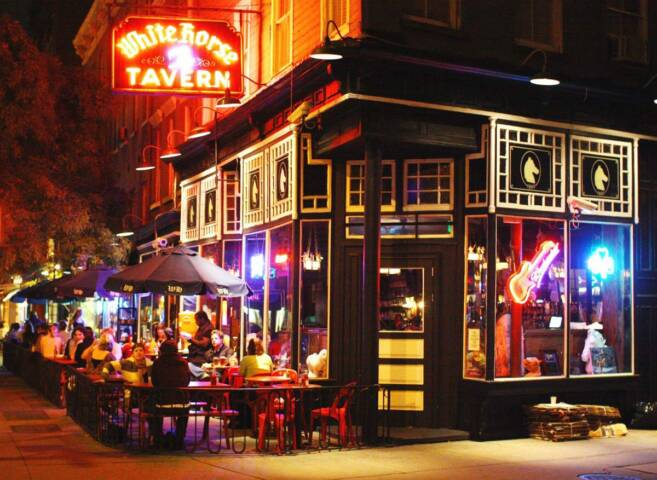 The Greenwich Village Literary Pubcrawl