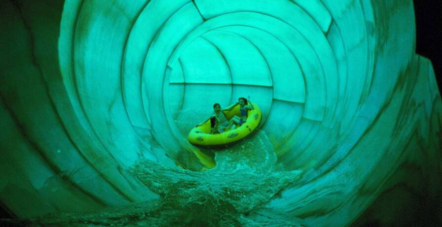 North America's Coolest Indoor Waterparks